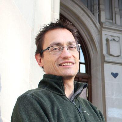 headshot of Carl Gutwin